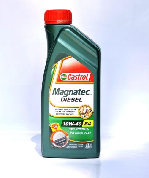 Castrol Magnatec Diesel 10W40 1L